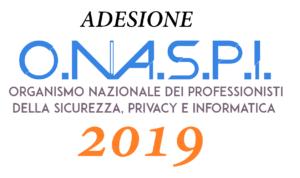 ADESIONE 2019